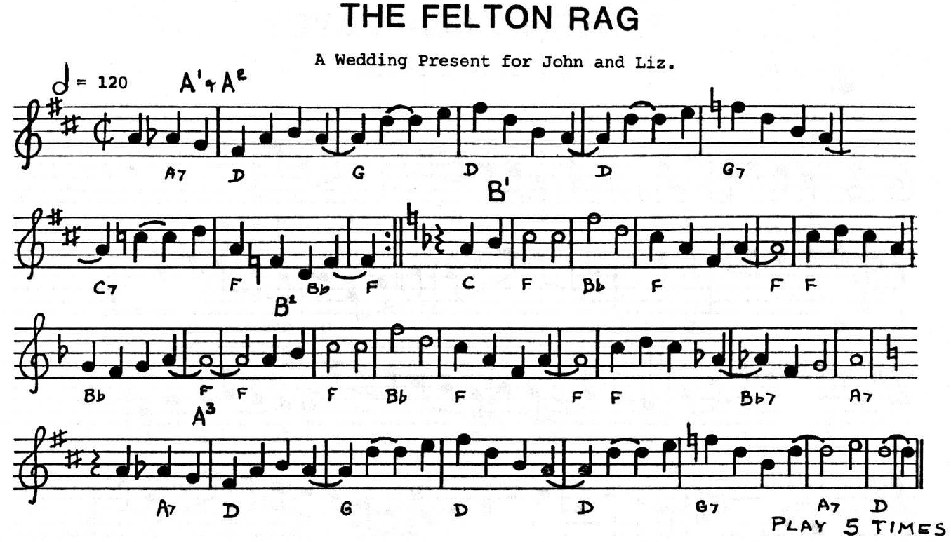 Felton Rag, The